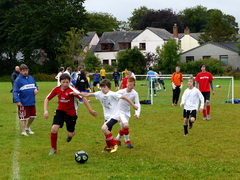 2011 Lostwithiel Carnival Junior Six-a-Side Football Photos