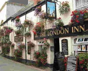 Last year's winner, The London Inn