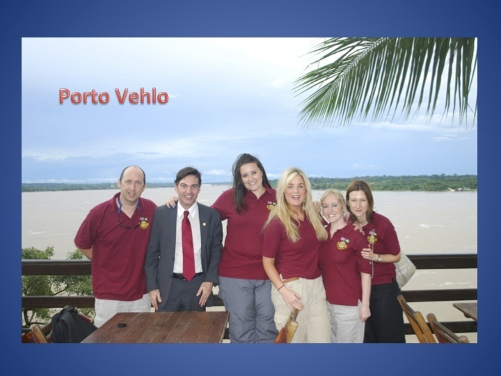 GSE team visits the Amazon Brazil