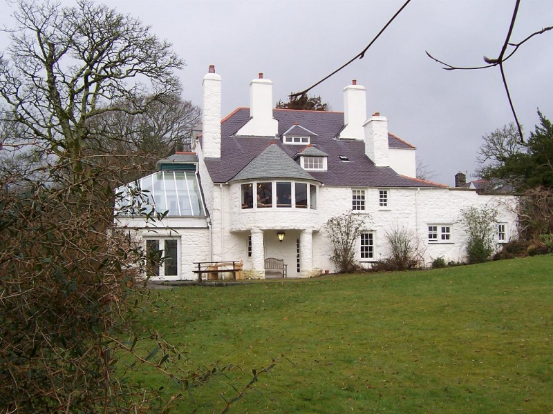 Ty Newydd, The Welsh National Writing Centre