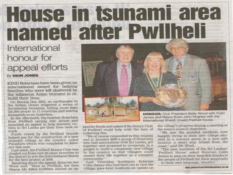 Caernarfon and Denbigh Herald May 14 2009
