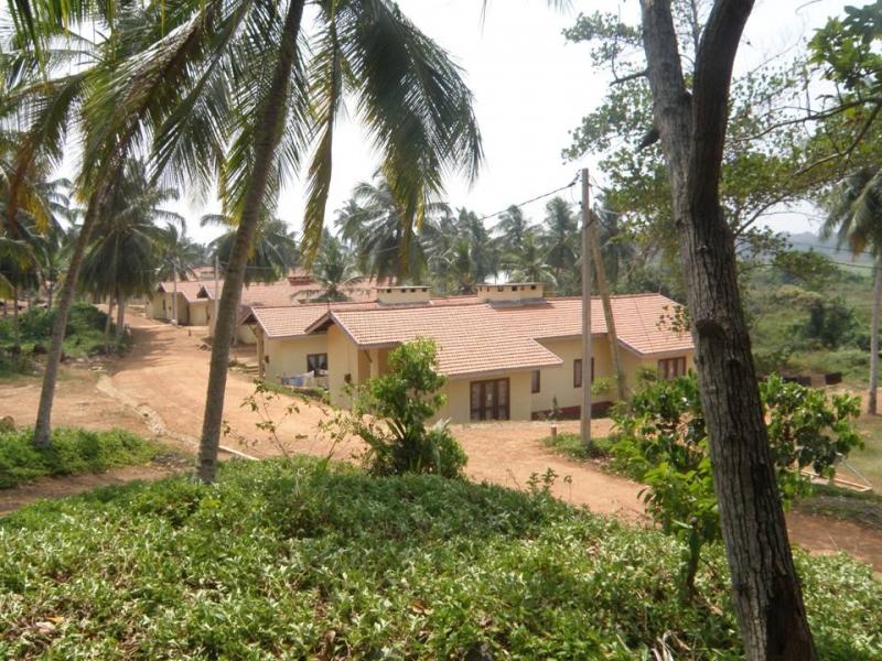 Panadura. The new Tsunami Village