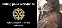 Rotary's Polio Plus Project