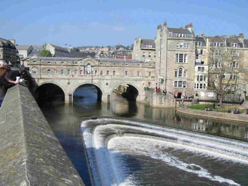 City of Bath, Avon