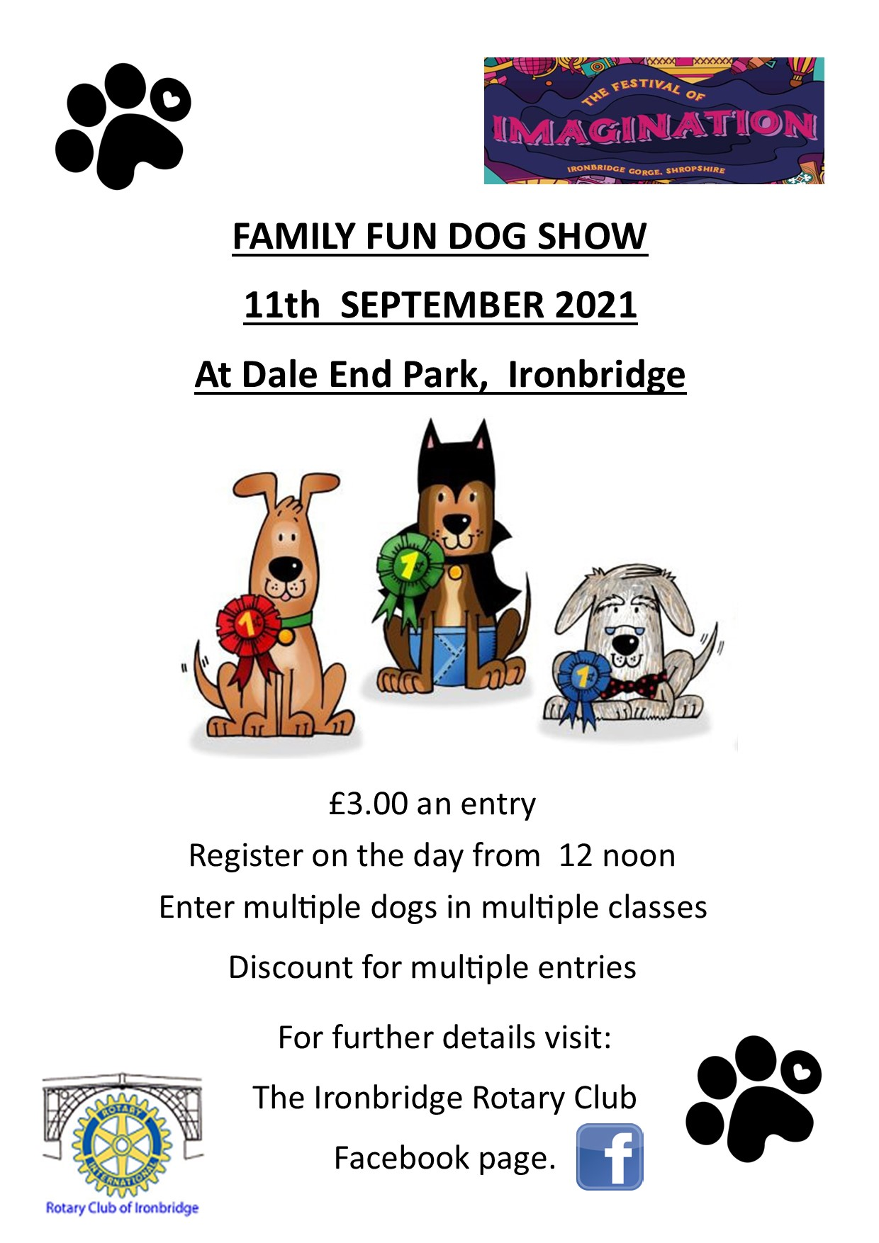 OUR DOG SHOW IS BACK!