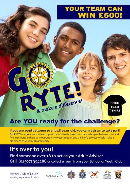 Go Ryte Poster 2018
