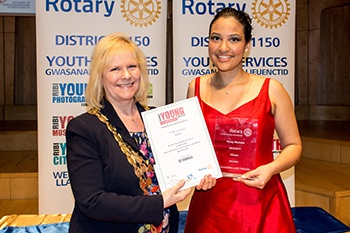 Godalming College student Eyra Norman wins National Competition