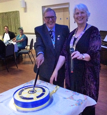 Godalming Rotary 80th