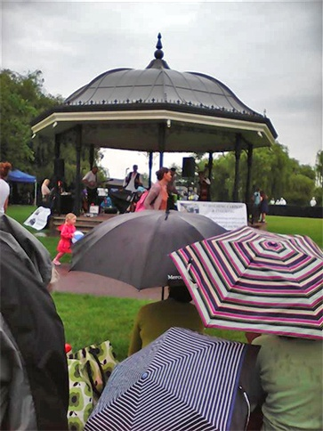 Rotary Godalming Bandstand Concert May 2017