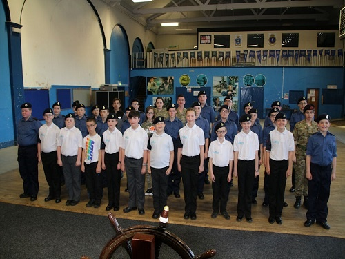 St Helens Sea Cadets
