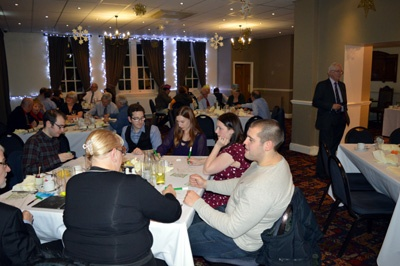 Christmas Club partners evening nov2015