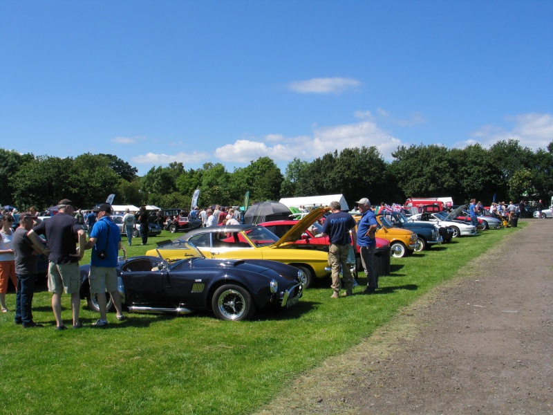 Classics On Show Rotary District - Classic car show york