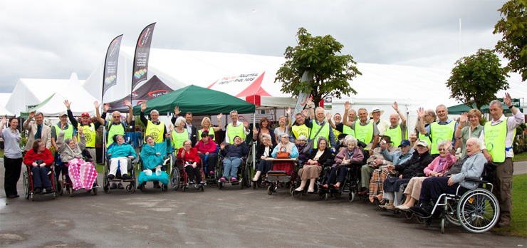 Rotary-Club-Of-Southport-Links-Southport-Flower-Show-2012-Wheelchair-Push