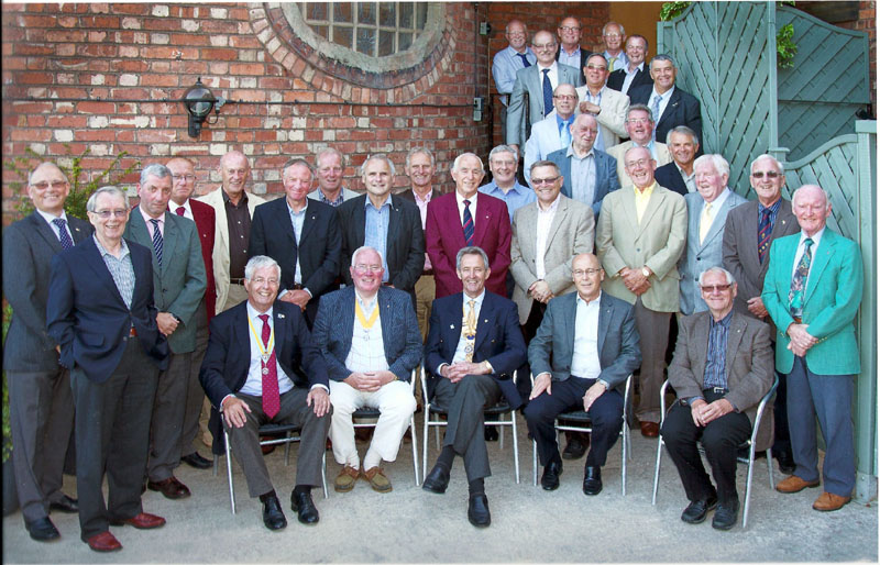 Rotary Club of Southport Links Club Members at Club Assembly 2013