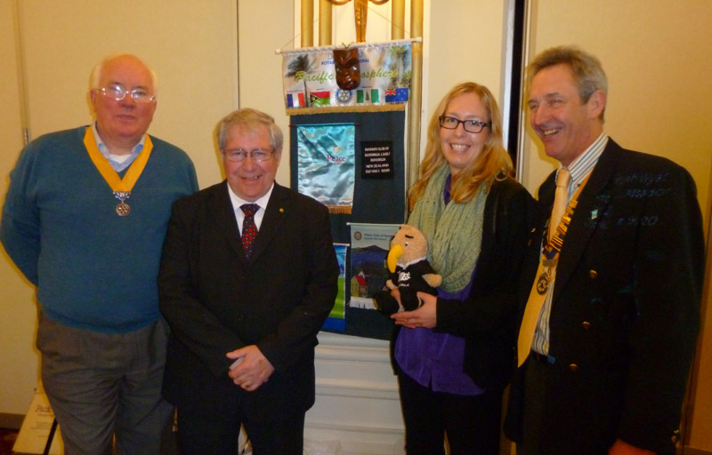 Sarah Wyatt Rotary Ambasadorial Scholar at The Rotary Club of Southport Links