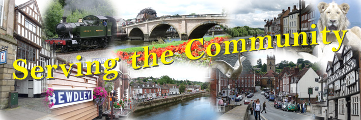 Bewdley Photo collage