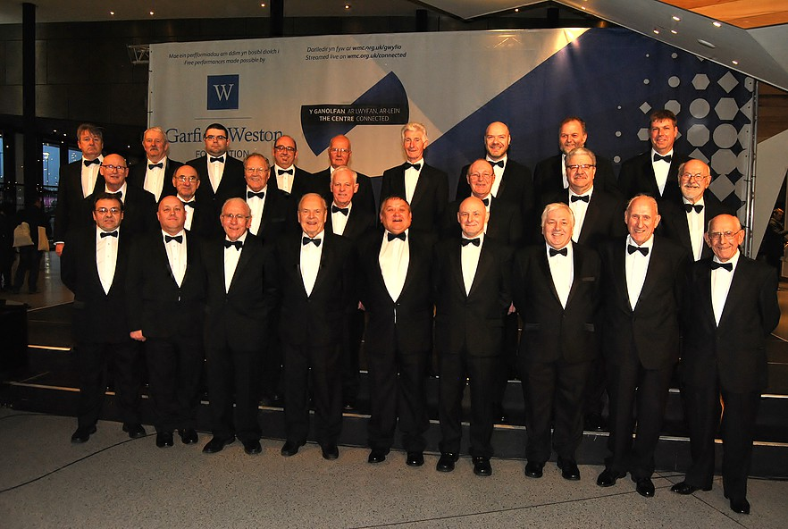 Caerphilly Male Voice Choir Picture