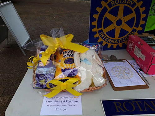 Rotary Clevedon Yeo activities