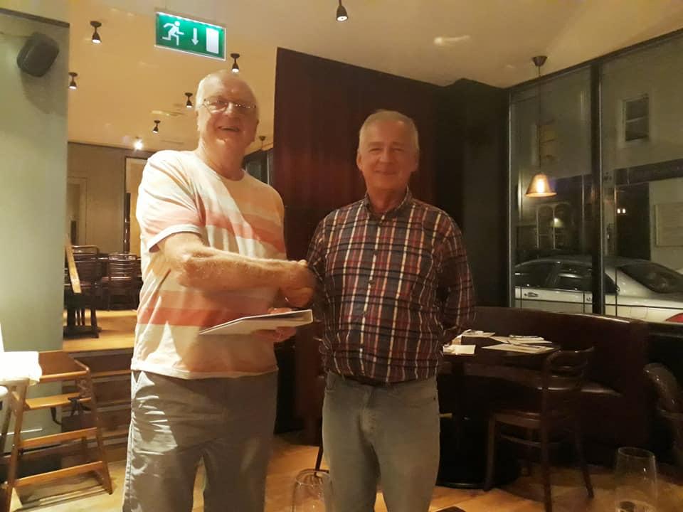 New Rotary Club Member John