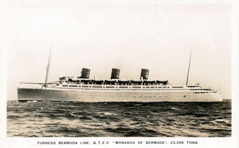 Monarch of Bermuda