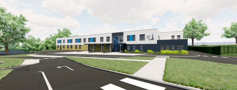 proposed new school