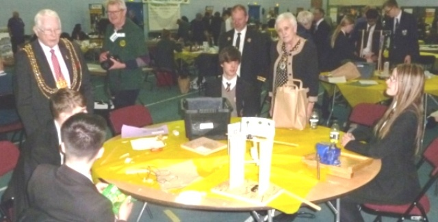Rotary Club of Aireborough home page