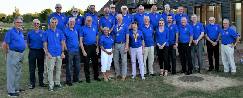 The Rotary Club of Rayleigh Mill - June 2015