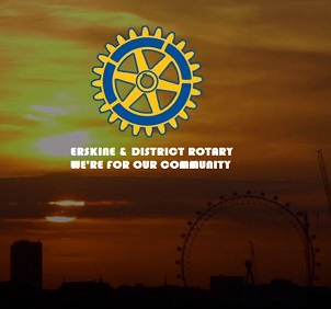 ERSKINE ROTARY ARE FOR COMMUNITIES
