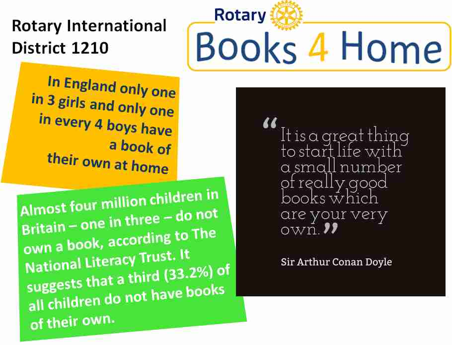Books 4 Home appeal