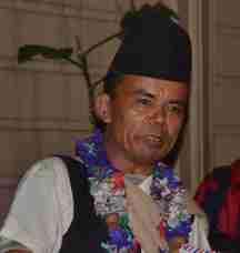 Rtn Lok Bahadur Gurung, Club Secretary