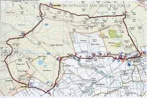 Herriot Run route map 2008.jpg