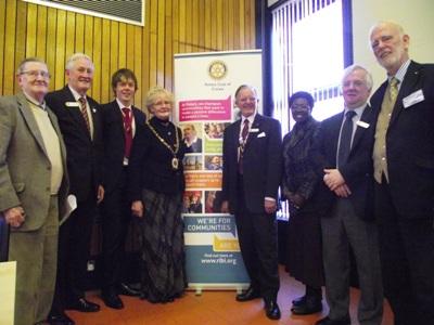 Mayor of Crewe and Mayor of Cheshire East