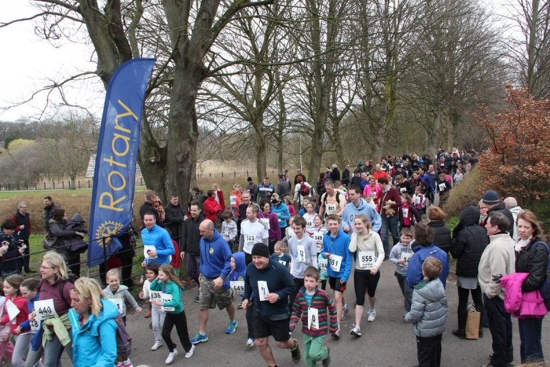 Knutsford Jog on the Mere