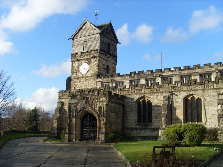 St. Leonard's, Middleton's Parish Church