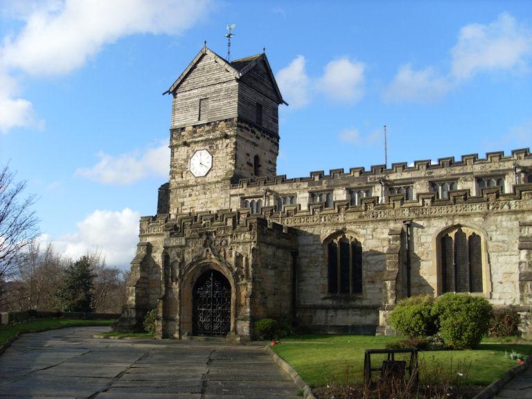 St. Leonard's, Middleton's Parish Church