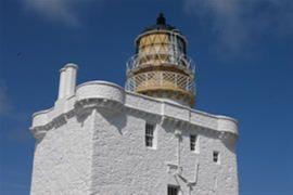 Kinnaird Lighthouse, Fraserburgh