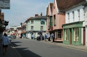Hadleigh High Street