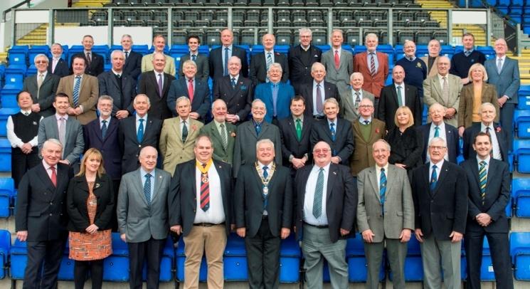Perth Rotary Members 2017