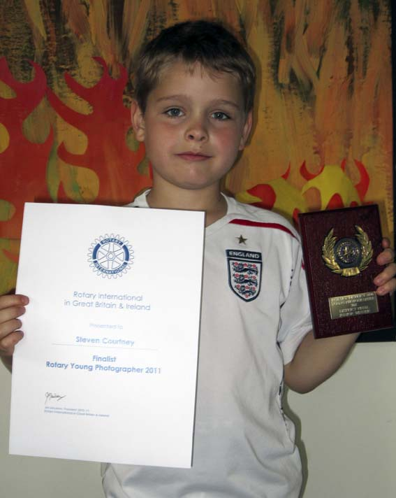 Steven Courtney, Junior winner