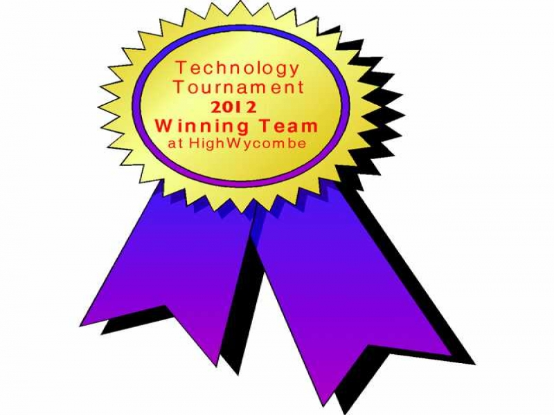 Winners' Rosette