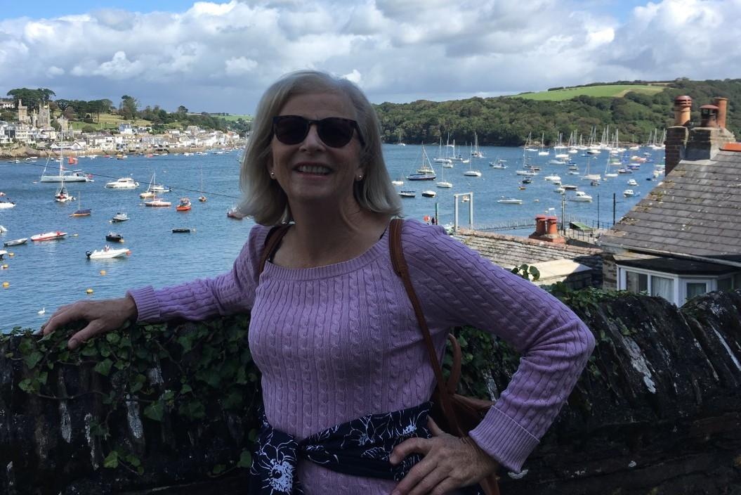 Rotary Parkstone President, Linda Anderson
