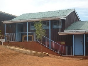 Classroom at Mashimoni Primary School
