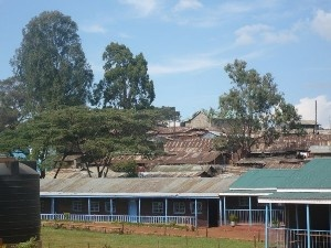 Mashimoni Primary School as it is now.