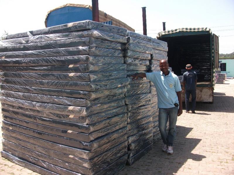 New hygeinic mattresses bound for Ukerewe Hospital