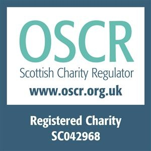 Logo of the Scottish Charity Regulator