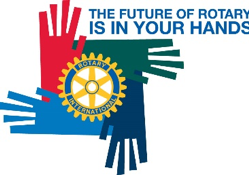 Rotary hands
