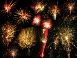 Fireworks Evening 2016