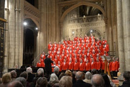 London Welsh Choir Jan 2015