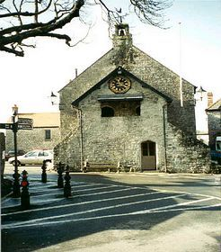 Llantwit Major Town Hall © Cllr Russell Downe