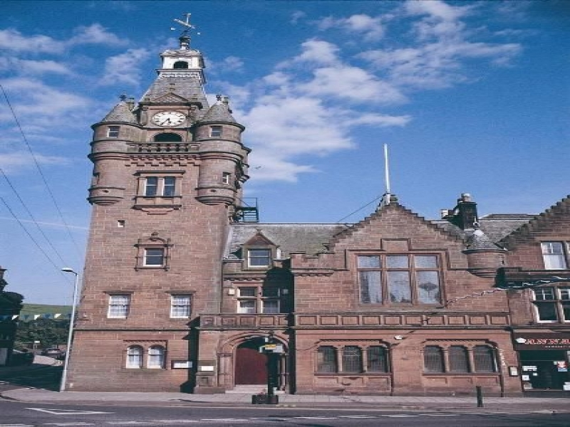 Lockerbie Town Hall